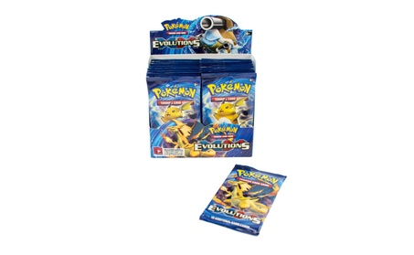 Pokemon Card Game XY Evolutions Booster Box - 36 packs of 10 cards 051c930c-d617-4480-ae2b-67c2917c30a1