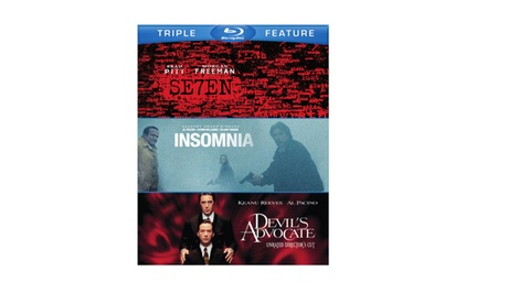 Seven / Devil's Advocate, The / Insomnia (3FE)(BD) df286c96-2009-4791-b24a-a8c8b9e1d007
