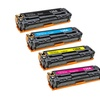 Compatible HP 128A 4 Pack Set
