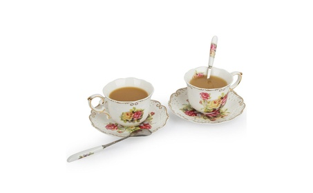 Porcelain Tea Cup and Saucer Coffee Cup Set JL-SS-019 73bac2b4-7a23-4208-bd94-d74f027d3b09