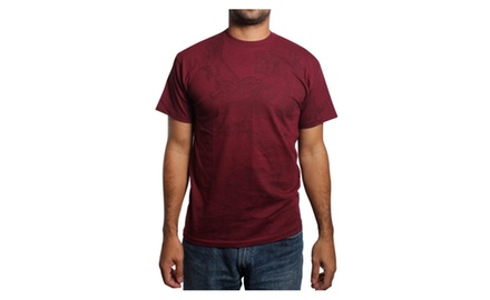 Game of Thrones - Lannister Lion Burgundy T-shirt