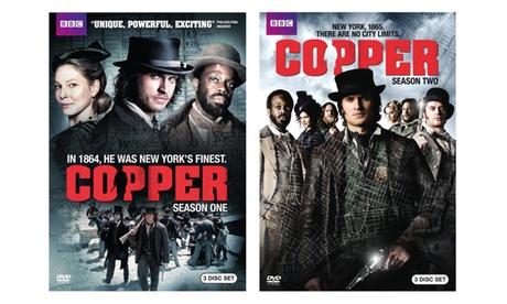 Copper Complete Series (2pack/Giftset/DVD) df64eddd-b641-4877-a842-8989344fcfcb