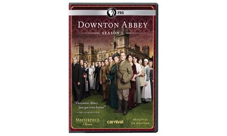 Masterpiece: Downton Abbey Season 2 DVD (U.K. Edition) 320826c0-cbcc-4766-af0c-dcfe633ded45