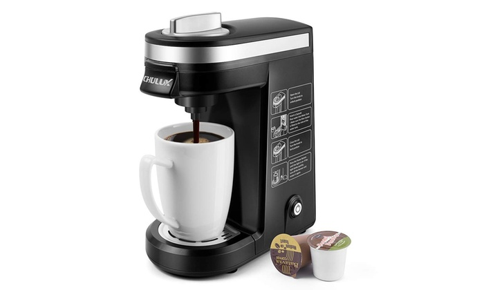 Up To 49 Off On Chulux Single Serve Coffee M Groupon Goods