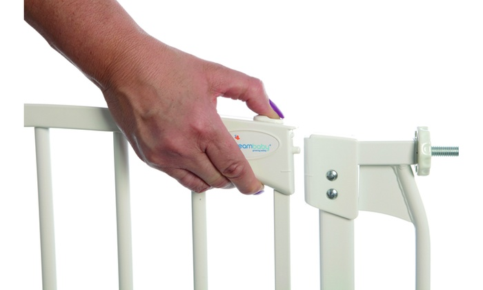 Up To 6 Off On Extra Tall Hallway Security G Groupon