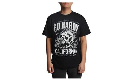 Ed Hardy Skull Chopper