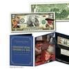 JOHN WAYNE The Duke Genuine Legal Tender Two-Dollar Bill in Large Folio Display