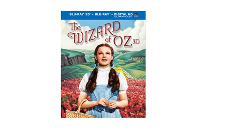Wizard of Oz 75th Anniversary (3D Blu-ray) 7b7b8efe-cf46-4387-9595-228bb58612e5