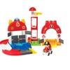 65 Piece I-Builder Fire Station