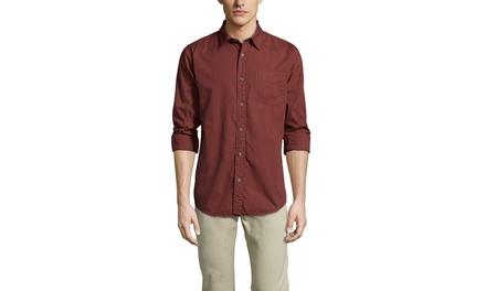 ORIGINAL PAPERBACKS Milan Woven Shirt