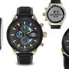 Ulysse Girard Masson Chronograph Mens Watch Black/Gold