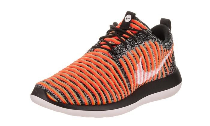 classic fit c7bd4 bb680 Nike Women s Roshe Two Flyknit Running Shoe