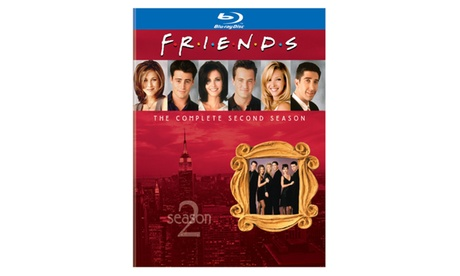 Friends: The Complete Second Season (Blu-ray) 0d02c3bd-f883-4ecd-a303-c1fe5d034413