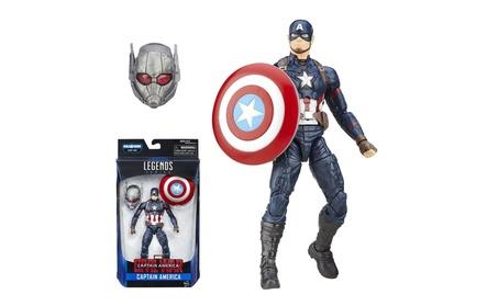 Marvel Legends: Captain America Action Figure Civil War BAF Giant Man ab37a22f-30d9-4cd2-9ebc-dac84c0cc0e4