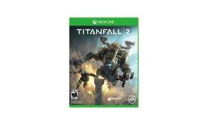 Titanfall 2 Xbox One Microsoft XB1
