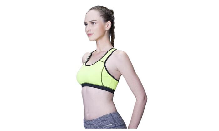 Women's Quick Dry Sports Bra