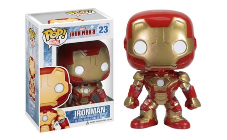 Funko POP Marvel Iron Man Movie 3 Action Figure - Red e0ea6e42-df32-4357-97d2-3e42eebecf26