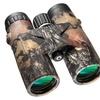 Barska 10x42 WP Blackhawk Green Lens Binoculars in Mossy Oak