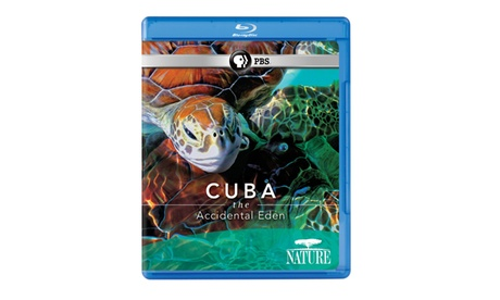 NATURE: Cuba: The Accidental Eden Blu-ray b07dc3eb-5db1-4ebb-9fc8-19edf3c5f742