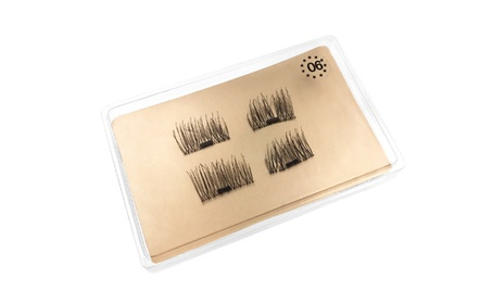 New Longer Ultra Soft & Natural Look & Handmade False Magnetic Eyelash 5694eb9d-8206-488f-a6c7-7d2f62c4b721
