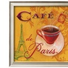 Paris Cafe by Angela Staehling
