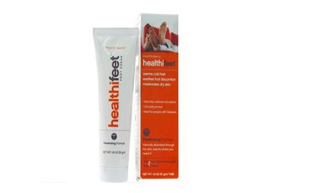 Healthifeet Foot Care Cream Cold Feet Warming First Aid L-Arginine 6cb5f604-1816-44e3-9d9a-f586ff6b5f30