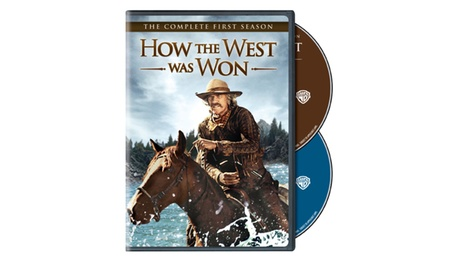 How the West Was Won: The Complete First Season (DVD) fcaece7b-075c-4def-bed6-faa5b4cc5446