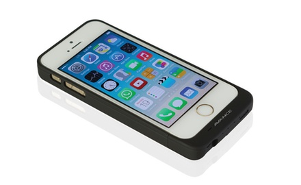 WattPlus 2100 Ultra-Slim Battery Case for for iPhone 5S/5