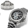 Balmer Gallardo Chronograph Mens Watch Silver/Black/Grey