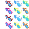 Set of 12 VT Jumbo Over Sized Big Lips Party Favor Toy Glasses (Colors May Vary)