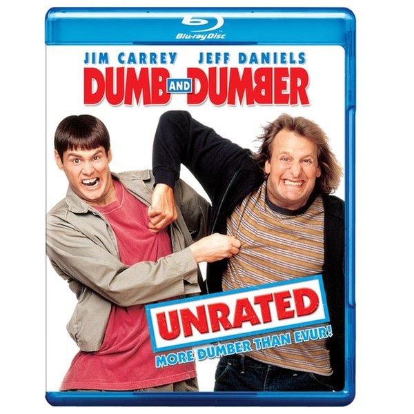 Dumb and Dumber (Unrated)(BD)