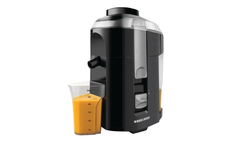 400-Watt Fruit and Vegetable Juice Extractor with Custom Juice Cup d6b59449-acd2-4c3d-8619-e7e41f652b20