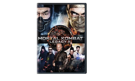 Mortal Kombat: Legacy II (DVD) f746a9e6-36ce-4943-bcf7-95ed2c131297