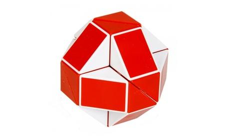 SHS Creative Changeable Rubik's Snake Magic Cube Puzzle Toy 6d82cf1b-6b3c-4787-b35c-610137735911