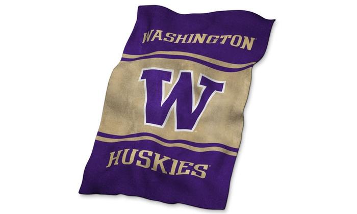 Washington UltraSoft Blanket