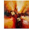 Rio Cube Abstract I Canvas Print
