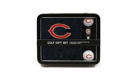 Team Golf Chicago Bears Golf Gift Set 74f069ba-eb1c-43ea-b24e-fde8a37d5d7b