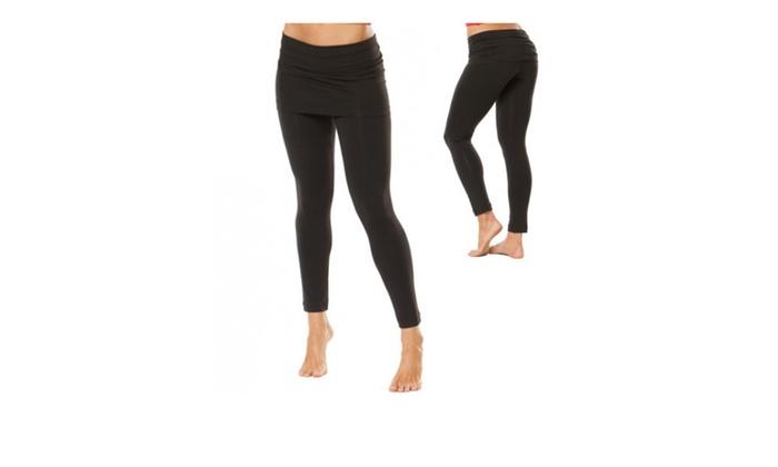 2 In 1 Skirt Leggings Combo Groupon
