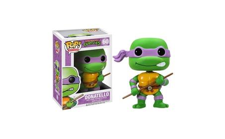 """Donatello: ~3.7"""" Funko POP! TMNT Vinyl Figure - Green 5975c560-a6cc-456d-a687-bd57fb887914"""