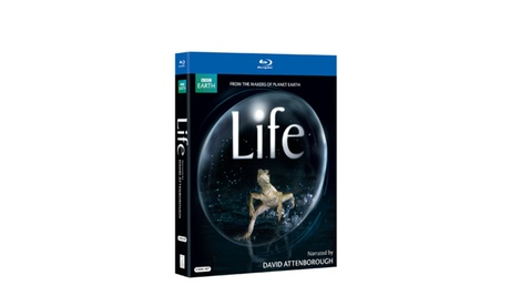 Life (narrated by David Attenborough) (BD) 0ec13c01-3f8c-4cde-bb69-e00a1448a31b