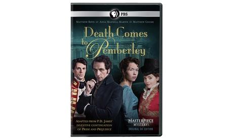 Masterpiece: Death Comes to Pemberley DVD (U.K. Edition) 328ffbb8-bd19-4695-9231-5704b86a6a65