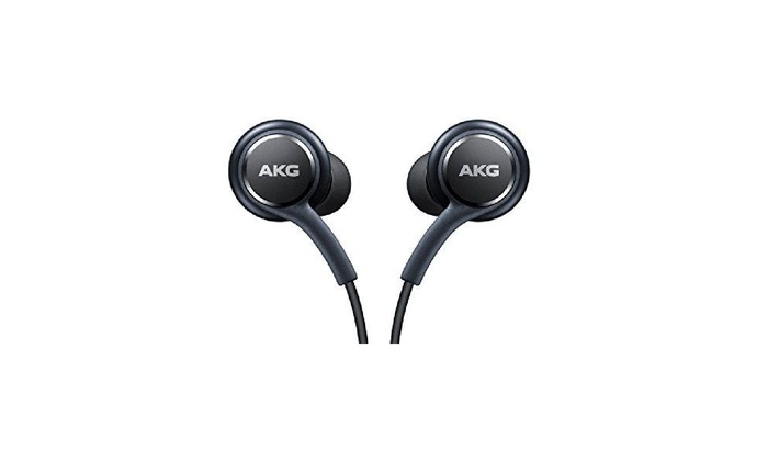 New Samsung Galaxy S8 S8plus Akg Ear Buds Headphones Headset Eo Ig955 Oem Groupon