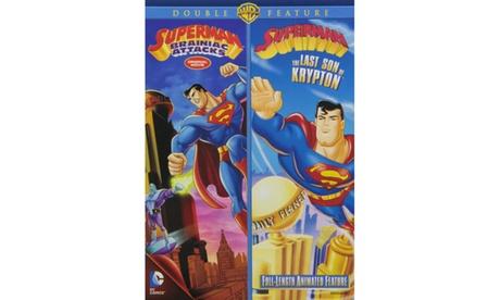 Superman: Last Son of Krypton/Superman: Brainiac Attacks (DVD) e97074bc-f3f0-4464-9a73-60bd19cd533e