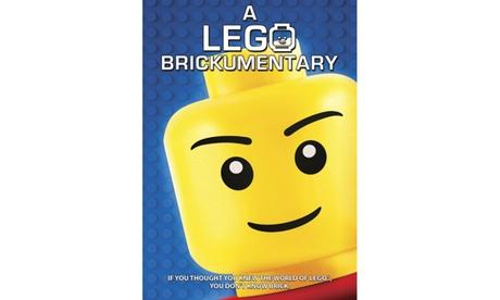 A LEGO Brickumentary DVD a28c41e4-1f97-4ab0-bc56-6224e44aff77