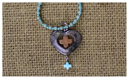 Spirit Heart Necklace