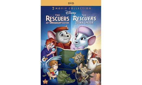 The Rescuers 35th Anniversary Edition 2-Movie Collection 864ec866-6a77-45a9-8210-84145c036e7c