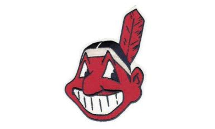 030dd83d Cleveland Indians Chief Wahoo Jersey Sleeve Patch | Groupon