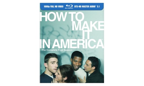 How To Make It In America: The Complete First Season (BD) 03d3e412-5088-44e2-9a6c-e72bdc79165c