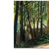 Michelle Calkins Livingston Trail Canvas Print 24 x 24