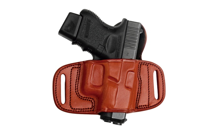 Tagua Quick Draw Belt Holster Glock 42 ( 380) Brown
